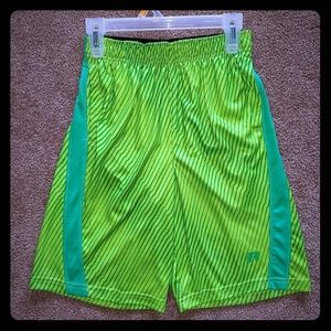 Other - Lime green athletic shorts
